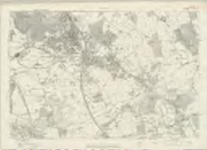 London Sheet A - OS Six-Inch Map
