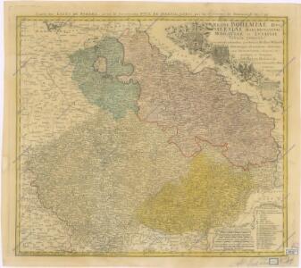 Regni Bohemiae, Duc. Silesiae, Marchionatuum Moraviae et Lusatiae...