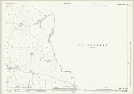 Shropshire VI.12 (includes: Bettisfield; Ellesmere Rural; Halghton; Hanmer; Welshampton) - 25 Inch Map