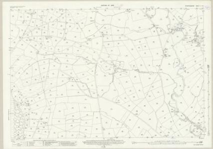 Staffordshire V.14 (includes: Fawfieldhead; Sheen; Warslow And Elkstones) - 25 Inch Map