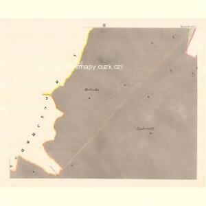 Wesselitzko - m3364-1-002 - Kaiserpflichtexemplar der Landkarten des stabilen Katasters