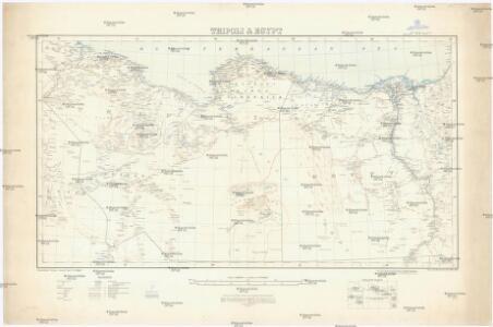 Tripoli & Egypt