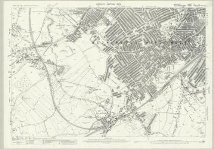 Somerset VI.6 (includes: Bristol; Long Ashton) - 25 Inch Map