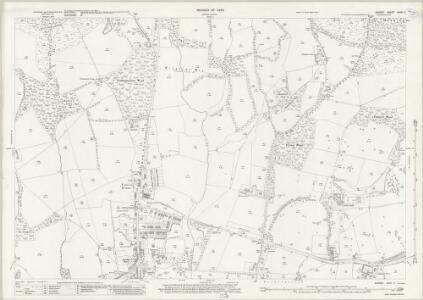 Surrey XXVII.11 (includes: Godstone) - 25 Inch Map