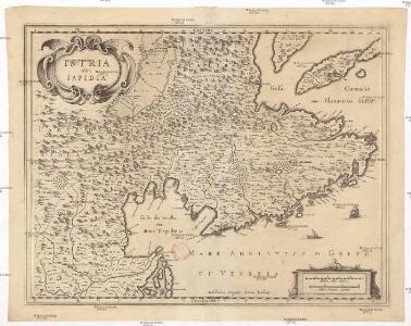 Istria olim Iapidia