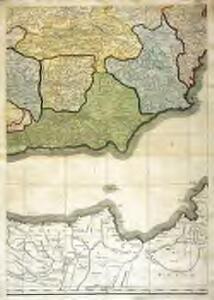 Neueste Generalkarte von Portugal und Spanien, 5