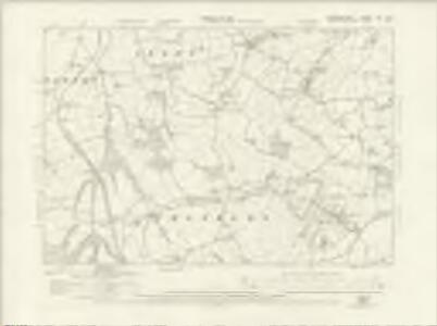 Warwickshire XIXa.NW - OS Six-Inch Map