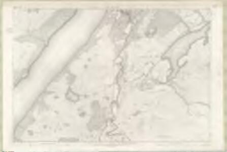 Inverness-shire - Mainland Sheet LIV - OS 6 Inch map