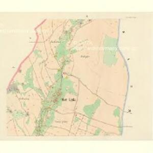 Ober-Lipka (Horny-Lipka) - c2089-1-002 - Kaiserpflichtexemplar der Landkarten des stabilen Katasters