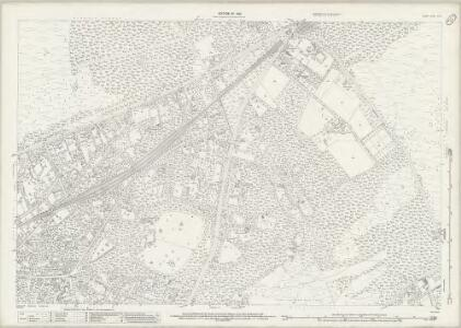 Surrey XV.4 (includes: Frimley) - 25 Inch Map