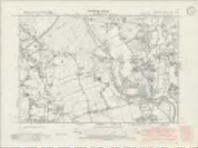 Hampshire & Isle of Wight LXXX.SW - OS Six-Inch Map