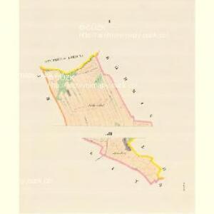Grätz (Hradetz) - m0888-1-001 - Kaiserpflichtexemplar der Landkarten des stabilen Katasters
