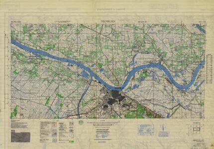 Holland 1:25,000, Nijmegen