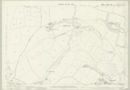 Dorset XXXV.16 (includes: Bournemouth; Hurn; West Parley) - 25 Inch Map