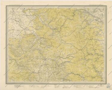 Bez titulu: Šest listů speciálních map Ukrajiny