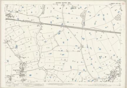 Cheshire XXXI.2 (includes: Ellesmere Port) - 25 Inch Map