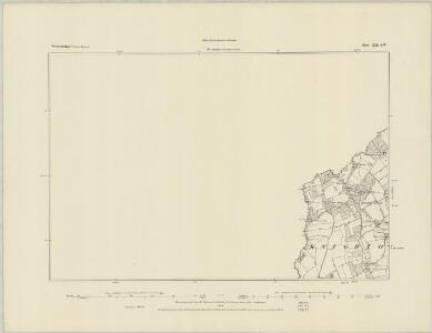 Worcestershire X.NE - OS Six-Inch Map