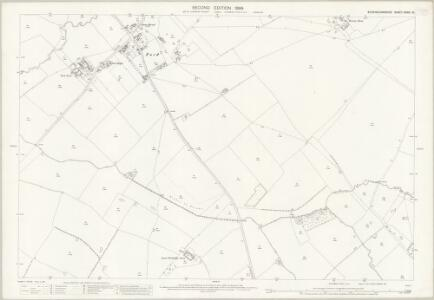 Buckinghamshire XXXIII.10 (includes: Dinton with Ford and Upton; Great and Little Kimble) - 25 Inch Map