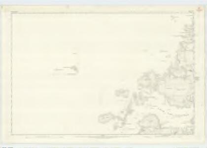 Inverness-shire (Mainland), Sheet CXX (Inset CV) - OS 6 Inch map