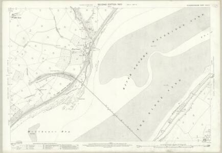 Gloucestershire XLVII.4 (includes: Awre; Hinton; Lydney) - 25 Inch Map