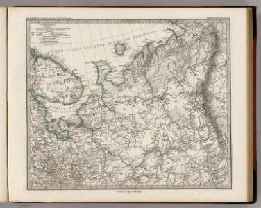 Ost-Europa, Bl. 2: Nordost-Russland.