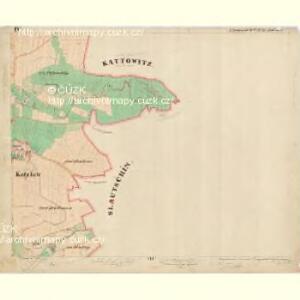 Kotzlow - c3234-1-004 - Kaiserpflichtexemplar der Landkarten des stabilen Katasters