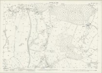 Kent LXXI.12 (includes: Tenterden) - 25 Inch Map