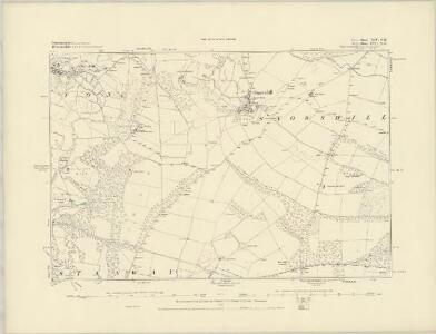 Gloucestershire X.NW - OS Six-Inch Map
