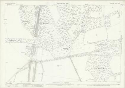 Hampshire and Isle of Wight XXV.11 (includes: Laverstoke; Micheldever; Overton; Popham; Steventon) - 25 Inch Map