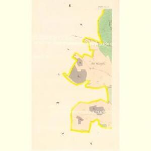 Lhotta (Lhota) - c7452-1-002 - Kaiserpflichtexemplar der Landkarten des stabilen Katasters