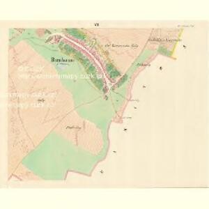 Birnbaum (Hruschka) - m0917-1-006 - Kaiserpflichtexemplar der Landkarten des stabilen Katasters