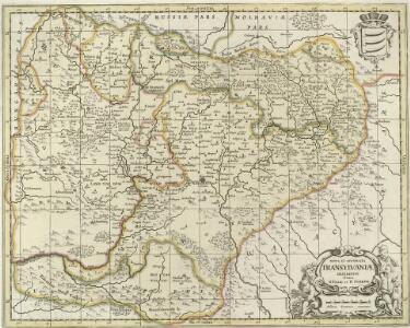 Nova et Accurata Transylvaniae