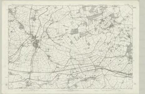 Wiltshire XXII - OS Six-Inch Map
