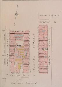 Insurance Plan of London West Vol. A: sheet 13-2