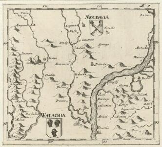 Moldavia. Walachia