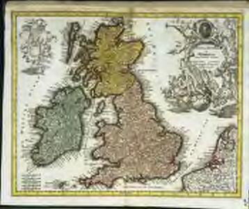 Anglia, Scotia [et] Hibernia cum insulis vicinis