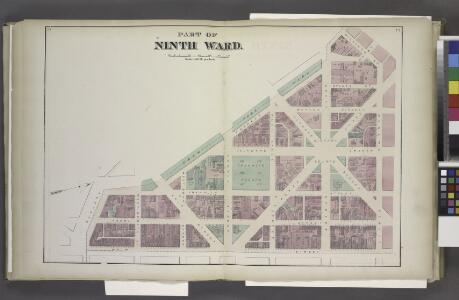 Part of Ninth Ward.