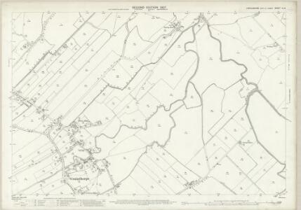 Lincolnshire XL.8 (includes: Grainthorpe; North Somercotes) - 25 Inch Map