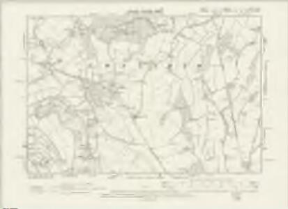 Kent XXVII.SE - OS Six-Inch Map
