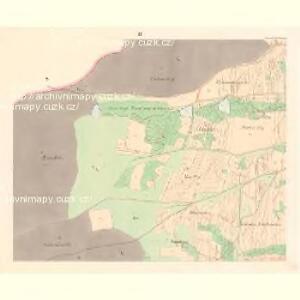 Neuzedlisch - c5287-1-003 - Kaiserpflichtexemplar der Landkarten des stabilen Katasters
