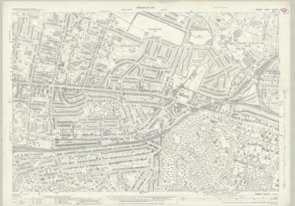 Dorset XLIV.10 (includes: Poole) - 25 Inch Map