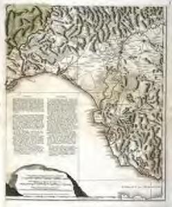 Mappa ou carta geographica dos reinos de Portugal e Algarve, 6