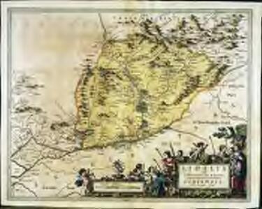 Lidalia vel Lidisdalia regio