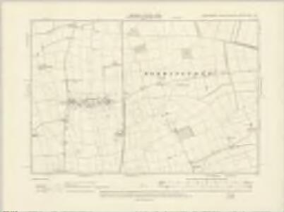 Lincolnshire XCVII.NE - OS Six-Inch Map