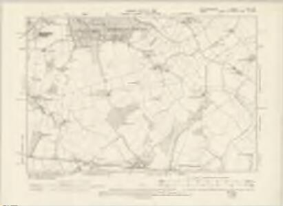 Hertfordshire XXIII.NE - OS Six-Inch Map
