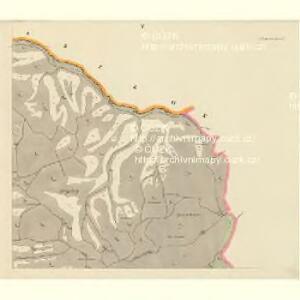 Alt Daubitz - c1452-1-005 - Kaiserpflichtexemplar der Landkarten des stabilen Katasters