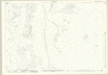 Westmorland XIII.5 (includes: Askham; Bampton; Barton; Martindale) - 25 Inch Map