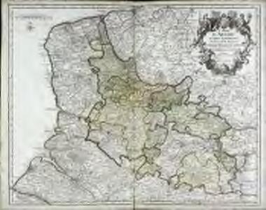 Carte d'Artois, et des environs