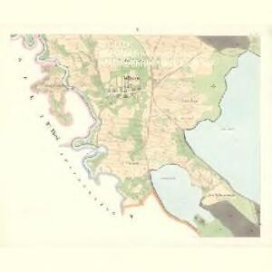 Wlkow - c8705-1-004 - Kaiserpflichtexemplar der Landkarten des stabilen Katasters