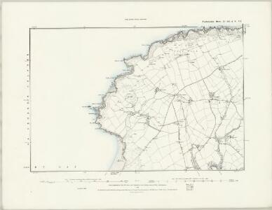 Norfolk XXXI.NE - OS Six-Inch Map